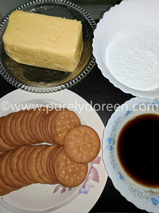 Bolo De Bolacha Maria Portuguese No Bake Marie Biscuit